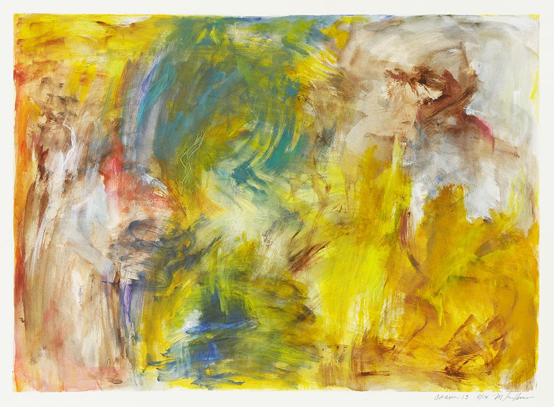 Craven #13 - Acrylic - Matthew Giuffrida
