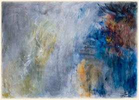 WINDHAM- Acrylic on Paper